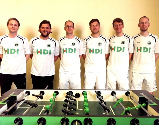 Hannover96 - Team