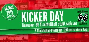 Kicker Day am 30. Mai