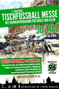 tischfussball-messe