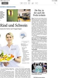 Kroekelbar Hannoversche Allgemeine Zeitung HAZ