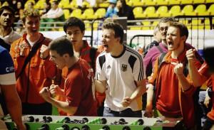 WM2015 Turin Italien mit Marvin Velasco