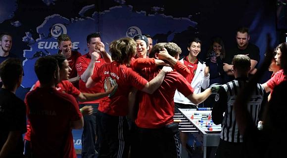 World Championship Series Leonhart 2015 – Berlin