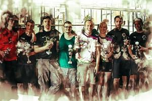 Heise/Gawenat zeigen erstklassige Leistung | Challenger 7/2016