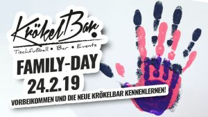 Family-Day am 24. Februar
